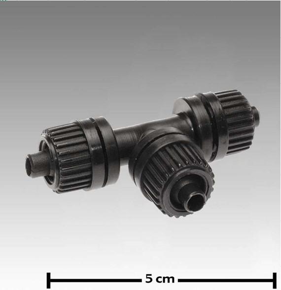 7009-1225-010   Соединитель шлангов   ProStream R1/4in